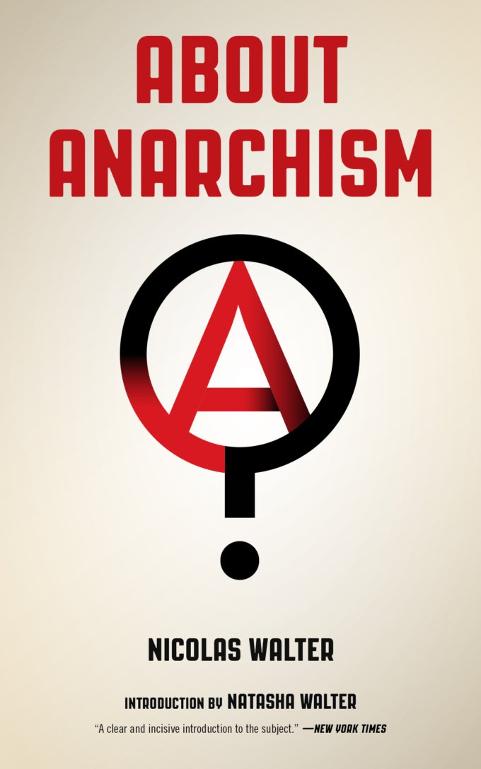 Image of About Anarchism