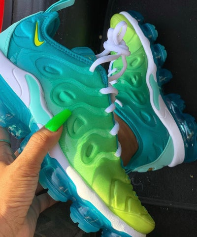 Image of Nike VaporMax Lemon & Lime