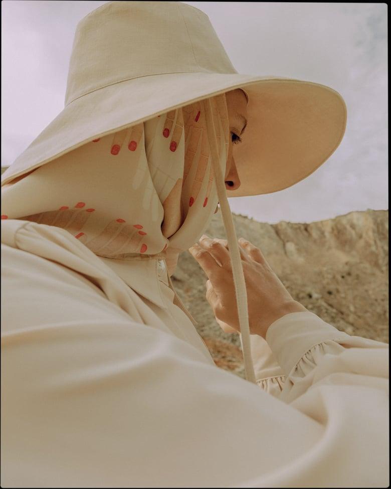 Image of Linen Oma (natural) ··