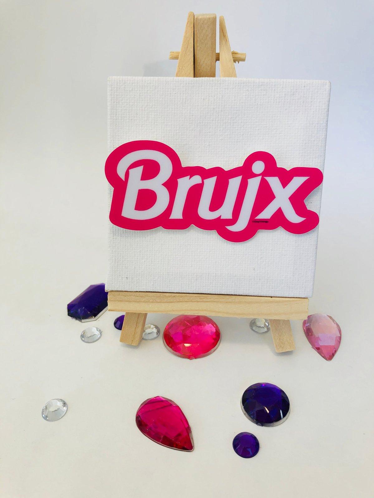 Image of Brujx Sticker