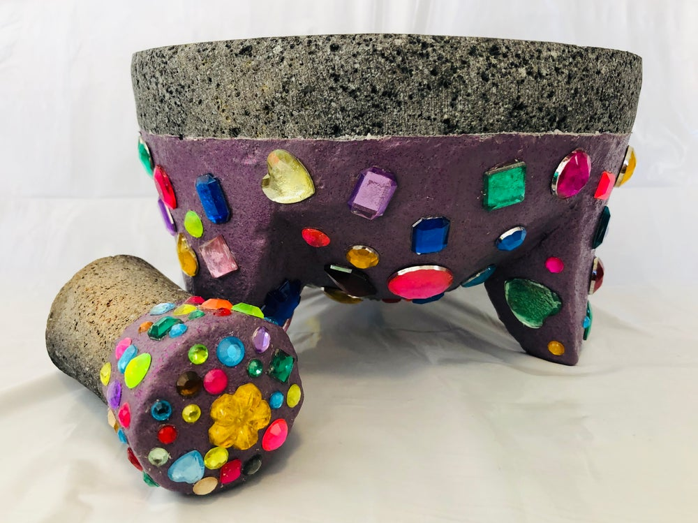 Image of Magic Molcajete