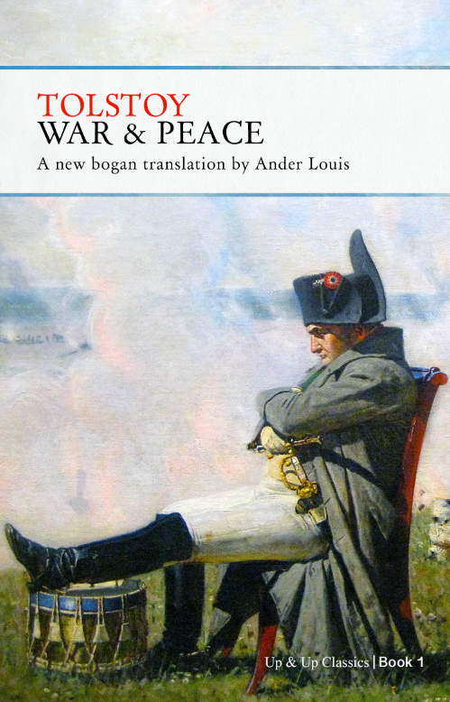 Image of [BOOK 1] War & Peace - Bogan Translation
