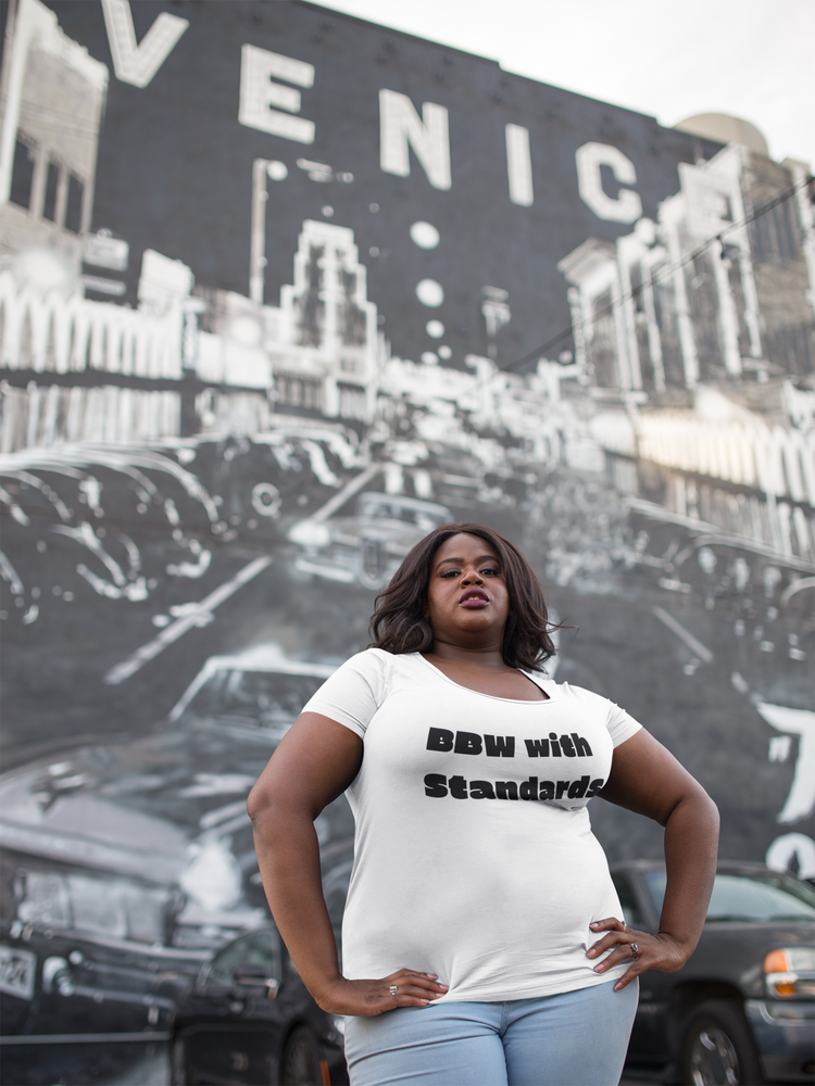 Image of BBW with Standards tee