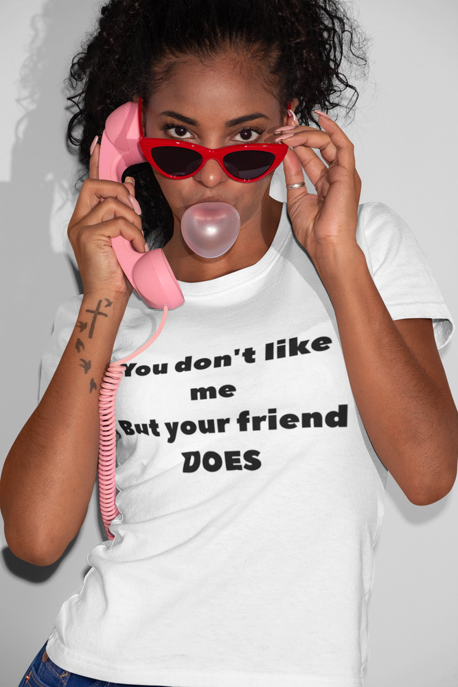 Image of Don't like me tee