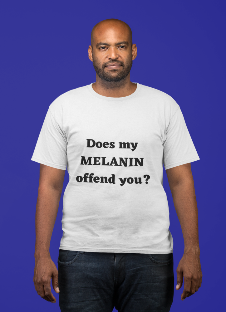 Image of Melanin men's tee