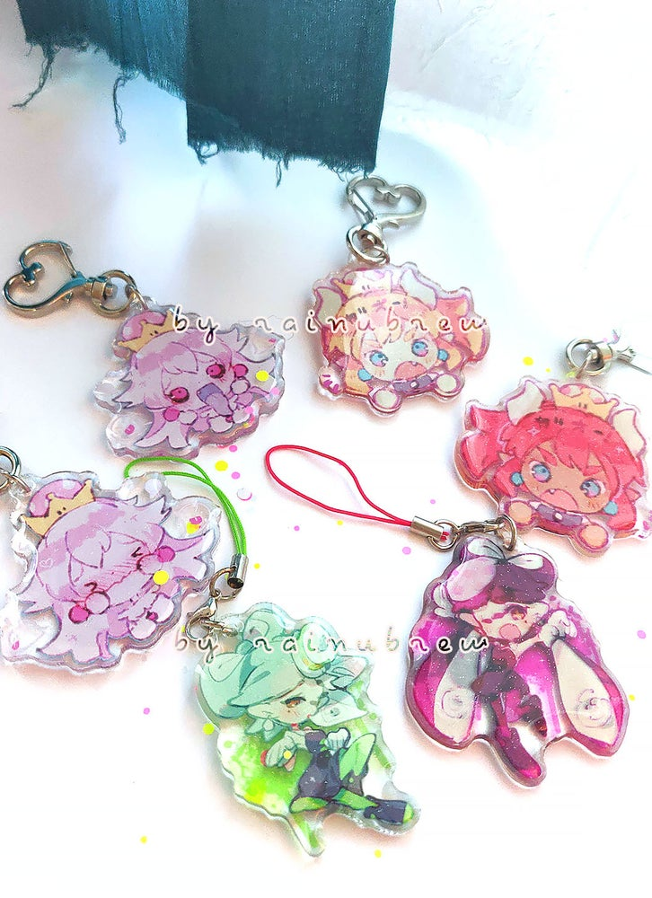 Image of Various Nintendo | 2 inch charms