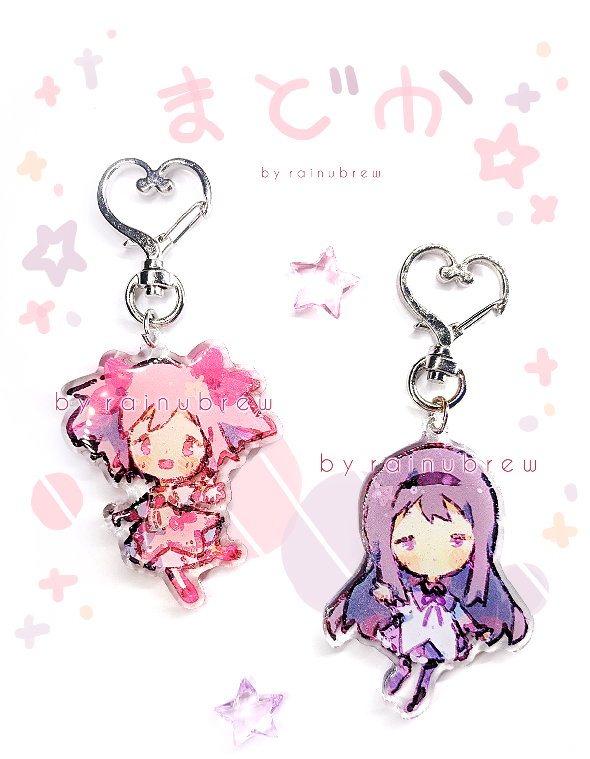Image of Various Anime | 2 inch charms