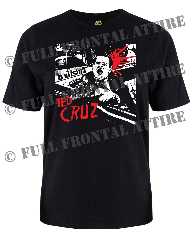 Image of TED CRUZ #MAGA BULLSHIT