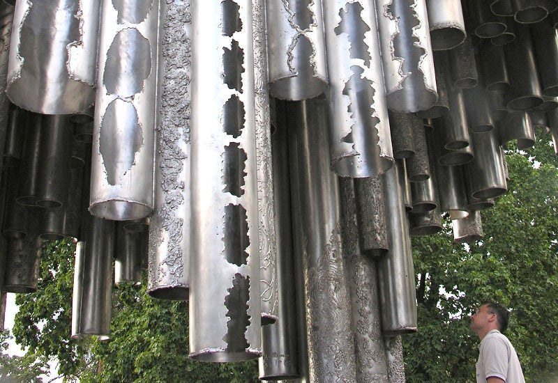 Image of Steel Pipes