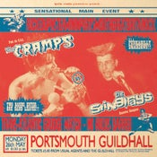 Image of In Stock. LP.  The Cramps Vs The Sting Rays : Fuckedupnsteamininportsmouthgreatbritain.  Ltd Edition