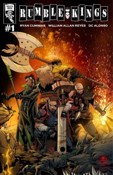 Image of Rumble Kings #1