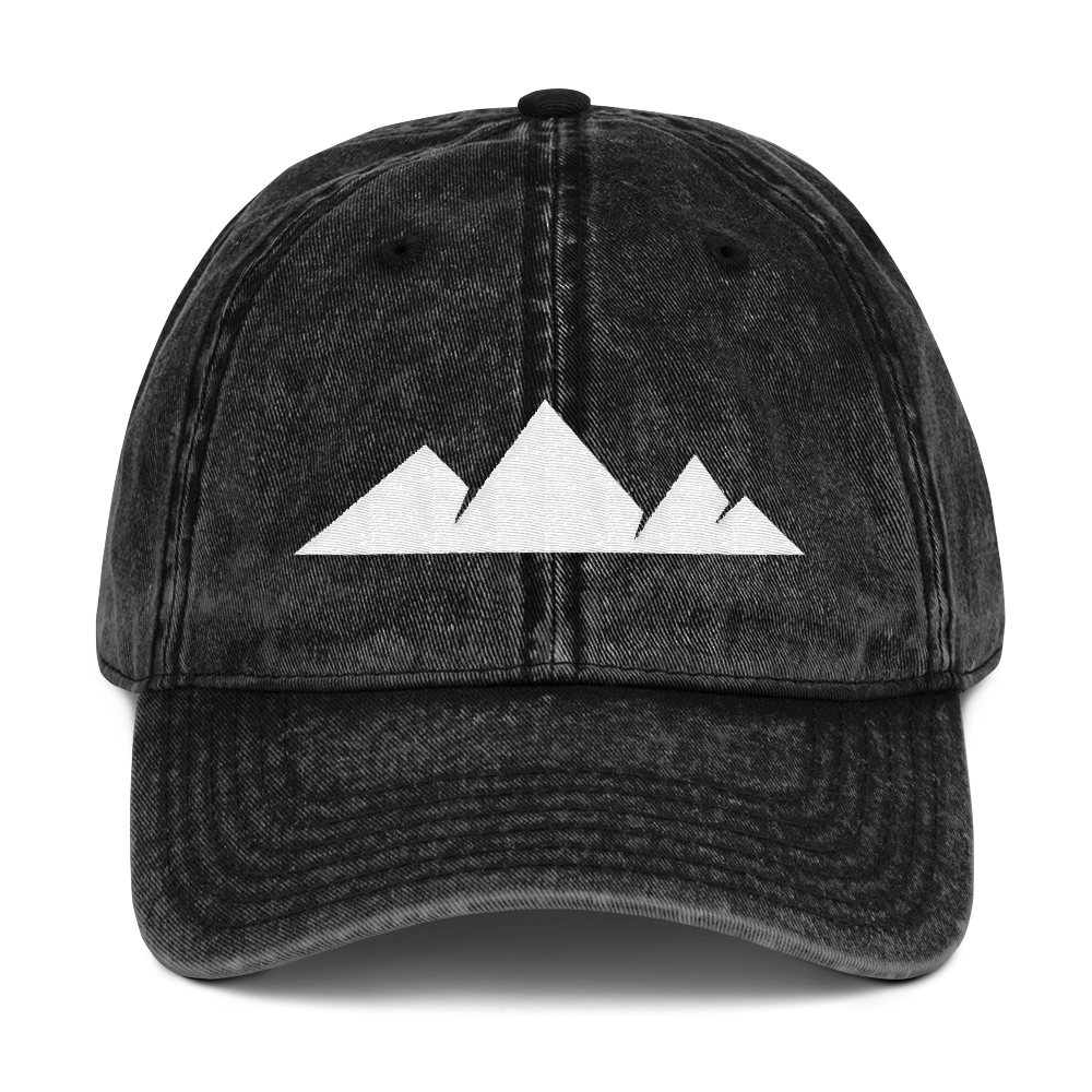 Image of Mountains Dad Hat