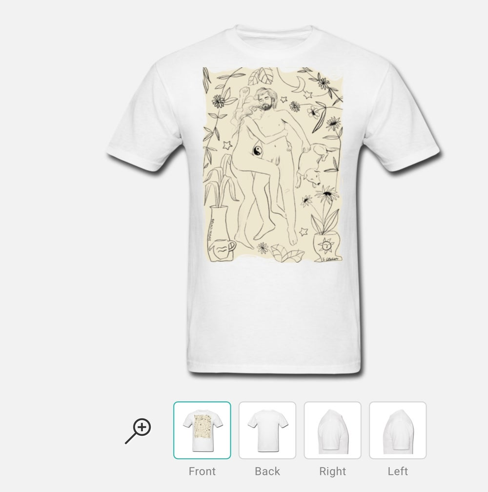 Image of Los Soñolientos Graphic TShirt