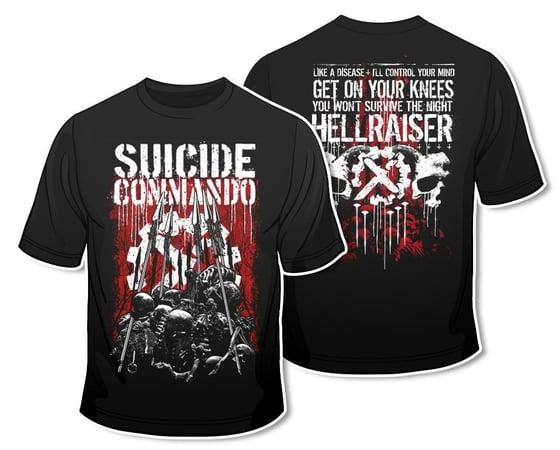 Image of Hellraiser T-shirt