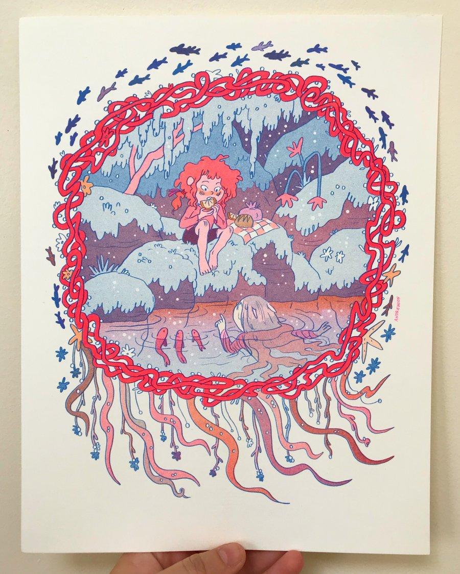 Image of The Fruit Mermaid