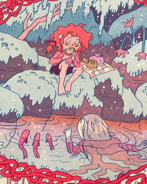 The Fruit Mermaid