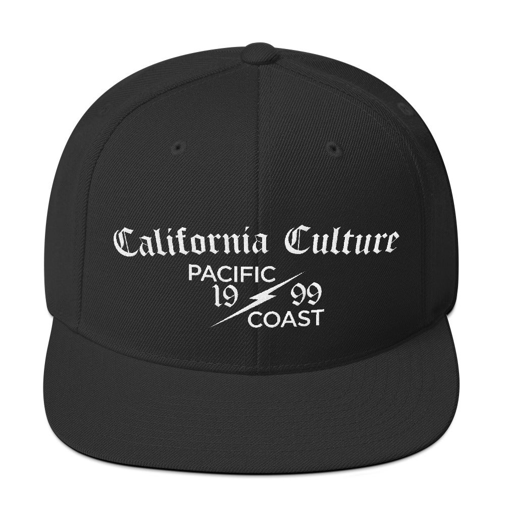 Image of California Culture via Pacific Coast 1999