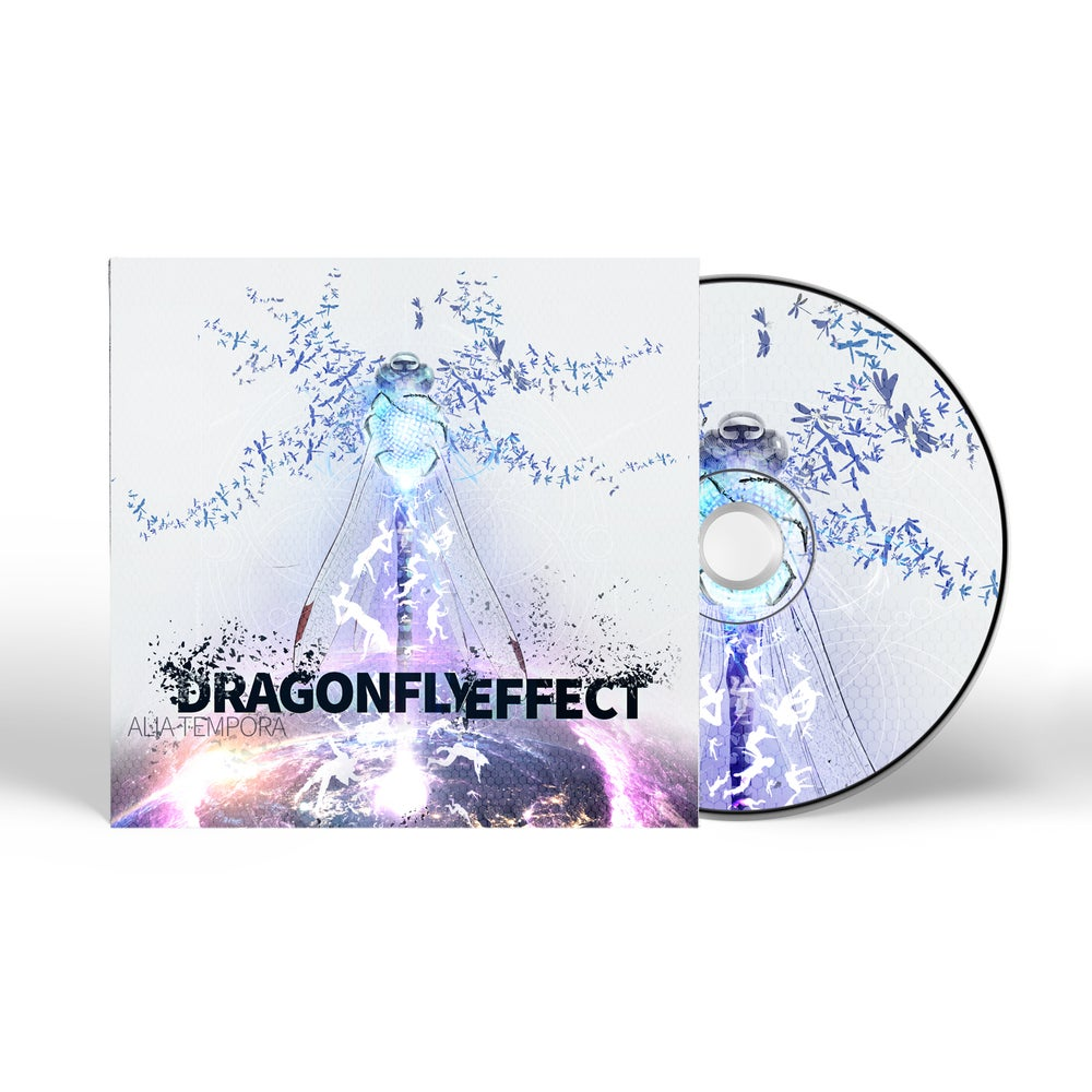 Image of DRAGONFLY EFFECT (Digipack Album)
