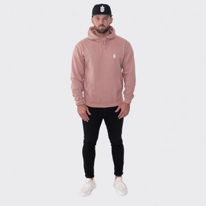 Image of CLASSIC DUSTY PINK HOODIE