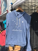 Image of Lightweight Pullover Hoodie- Eco Pacific Blue