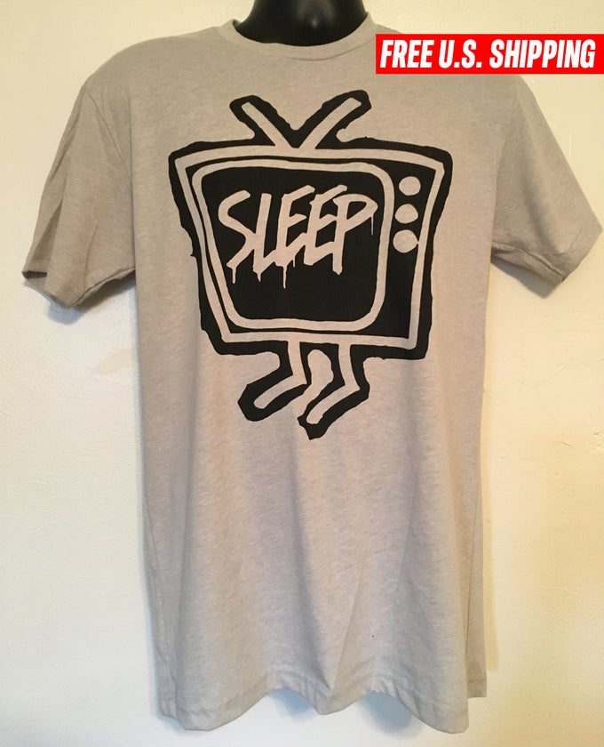 Image of Sleep T-shirt (grey)