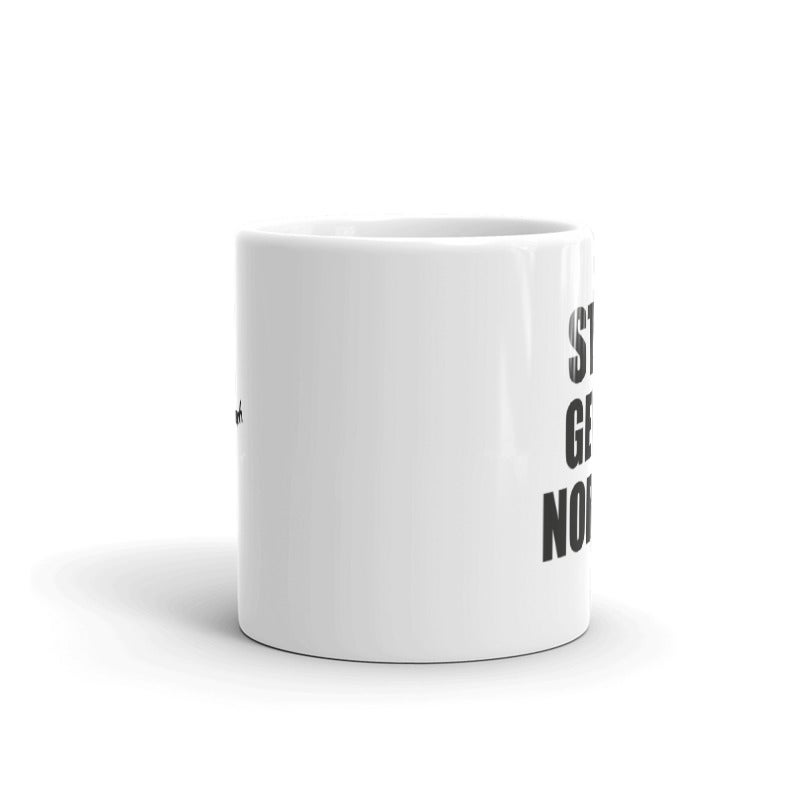 "Image of Taza ""STOP GENTE NORMAL"""