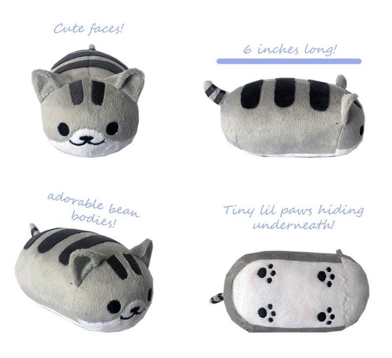 Image of Neko Atsume cat tsums