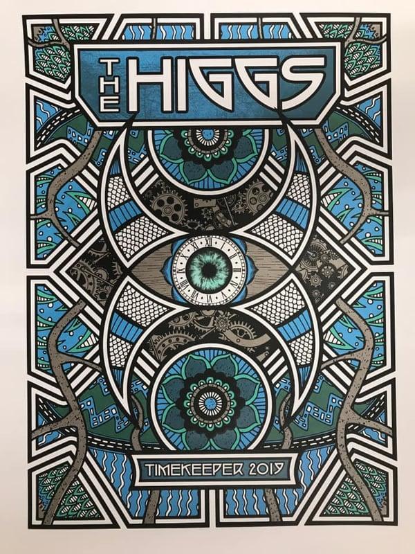 Image of The Higgs - Timekeeper