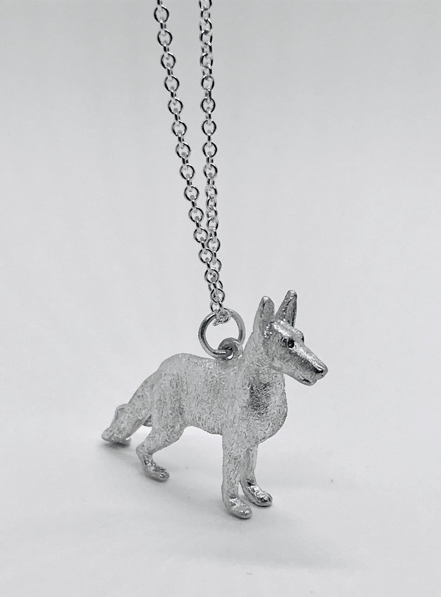 Image of German Shepherd Pendant