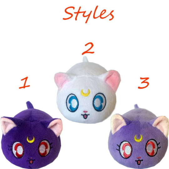 Image of Sailor Moon inspired tsums - Made to Order