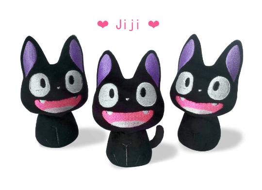 Image of Black Cat Jiji - Ready to Ship