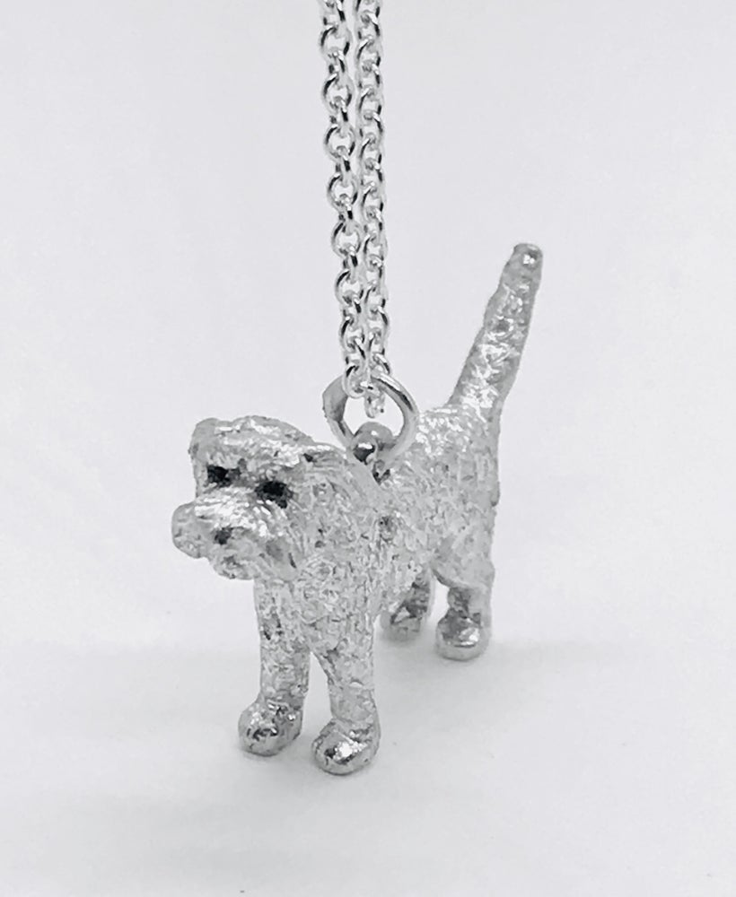 Image of Doodle Pendant