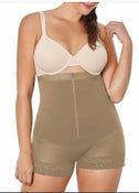 Image of High Waist Zipper Body Shaper
