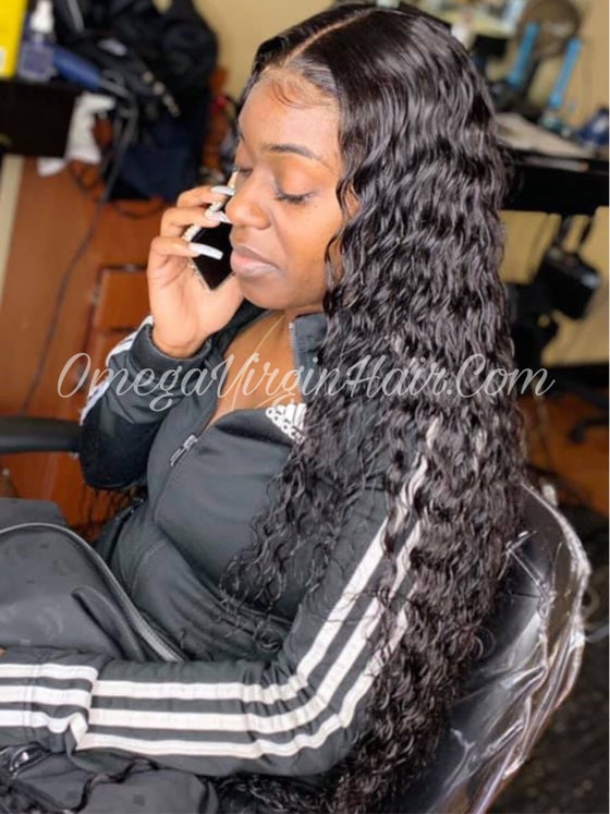 Image of 🚨🚨 3 BUNDLES + FRONTAL SALE (STRAIGHT AND BODY WAVE)