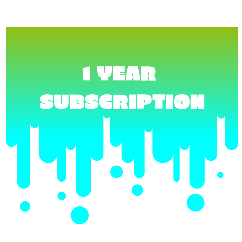 Image of Residential - 1 Year Subscription