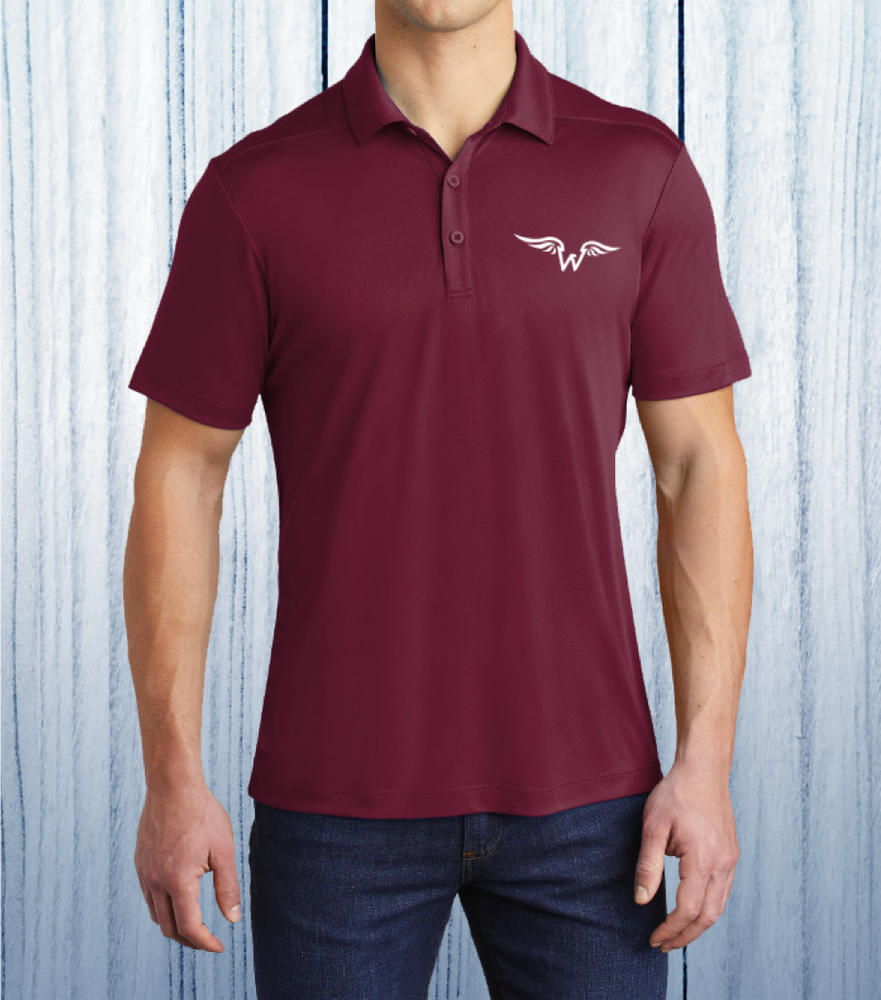 Image of *PRE-ORDER* Eagles Wings Polo