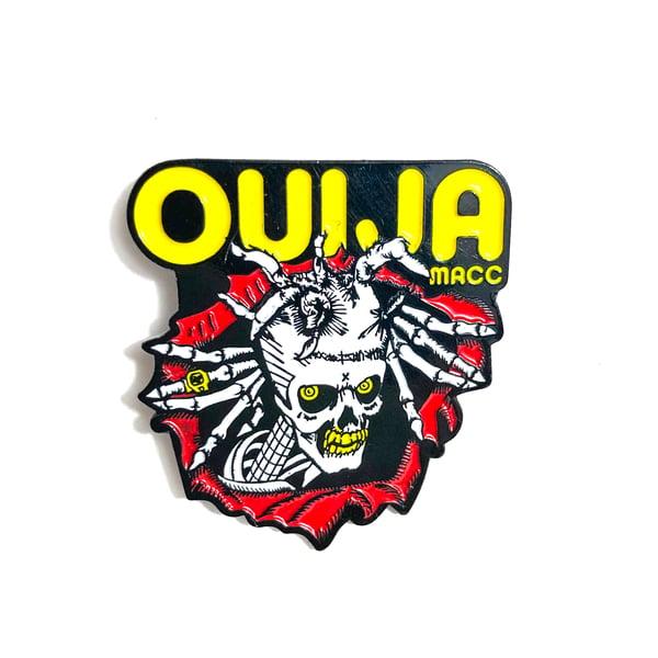 Image of Ouija Macc - Bones Rippin' - hat pin
