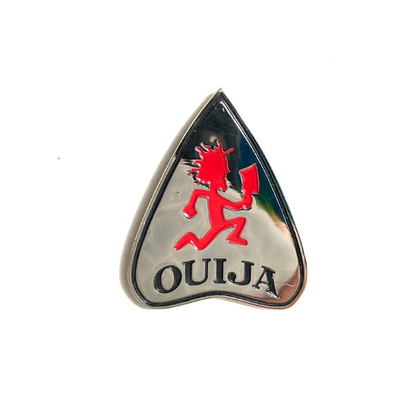Image of Ouija Macc - Planchette - hat pin