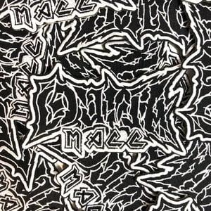 Image of Ouija Macc - Text Logo - patch