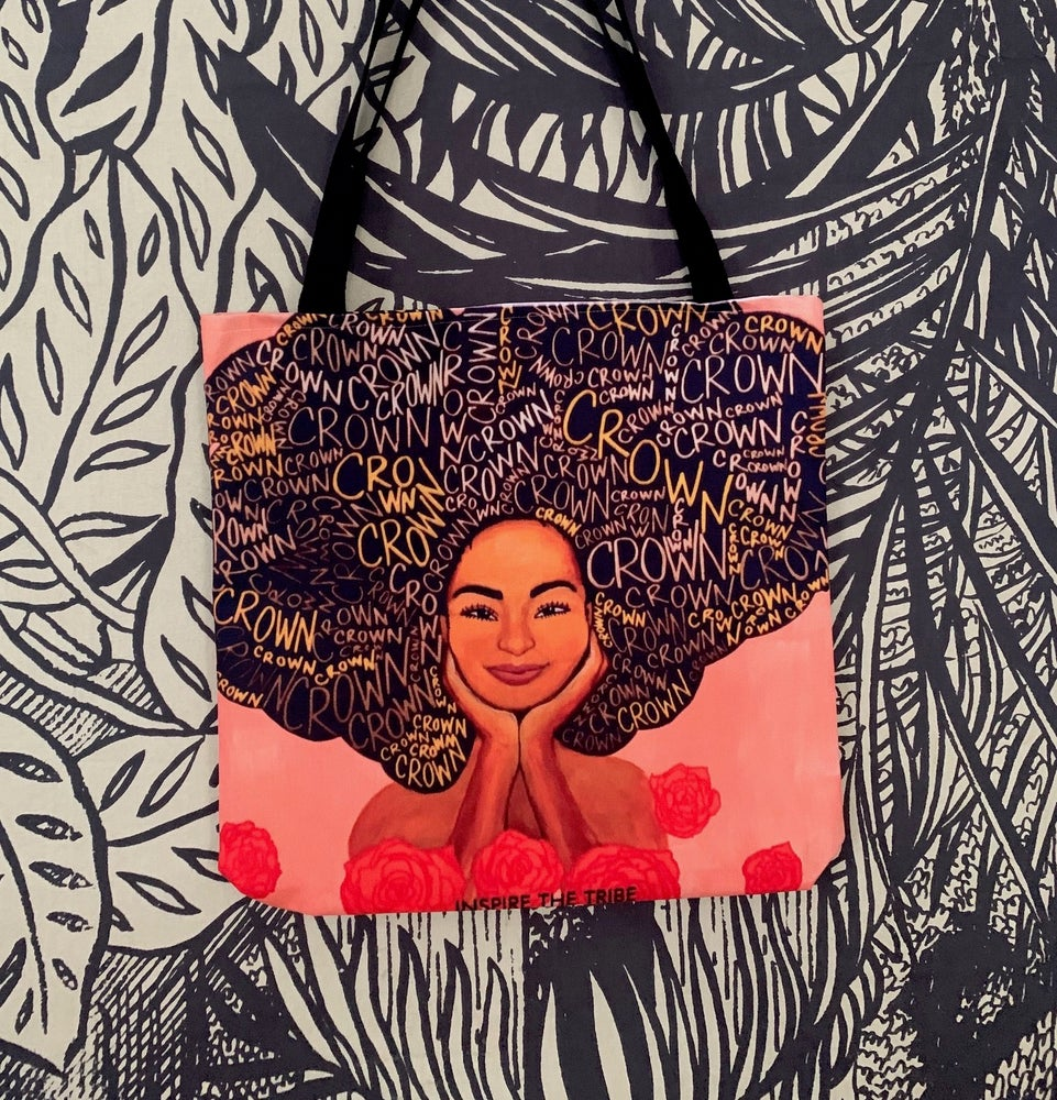 Image of INSPIRE THE TRIBE TOTE BAGS | ASSORTED