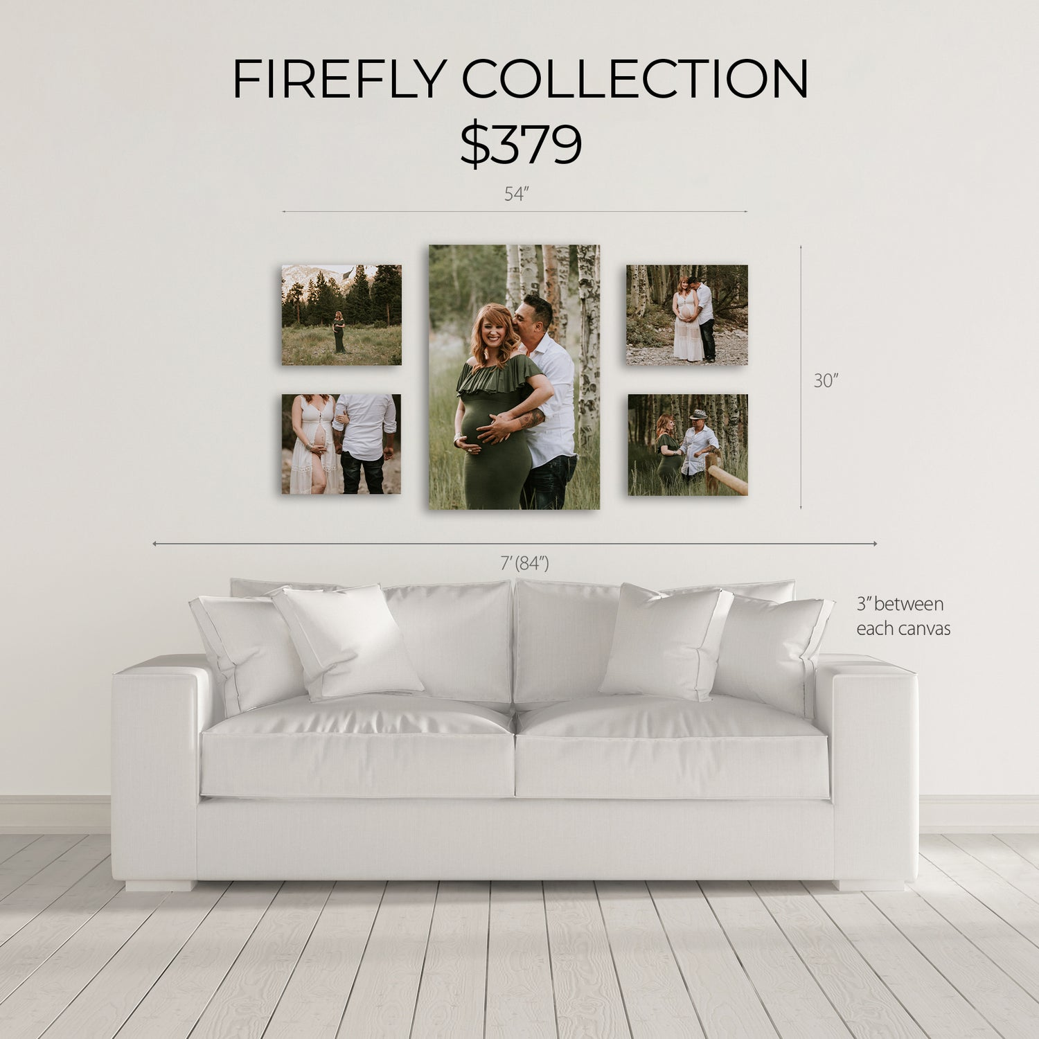 Image of FIREFLY CANVAS COLLECTION