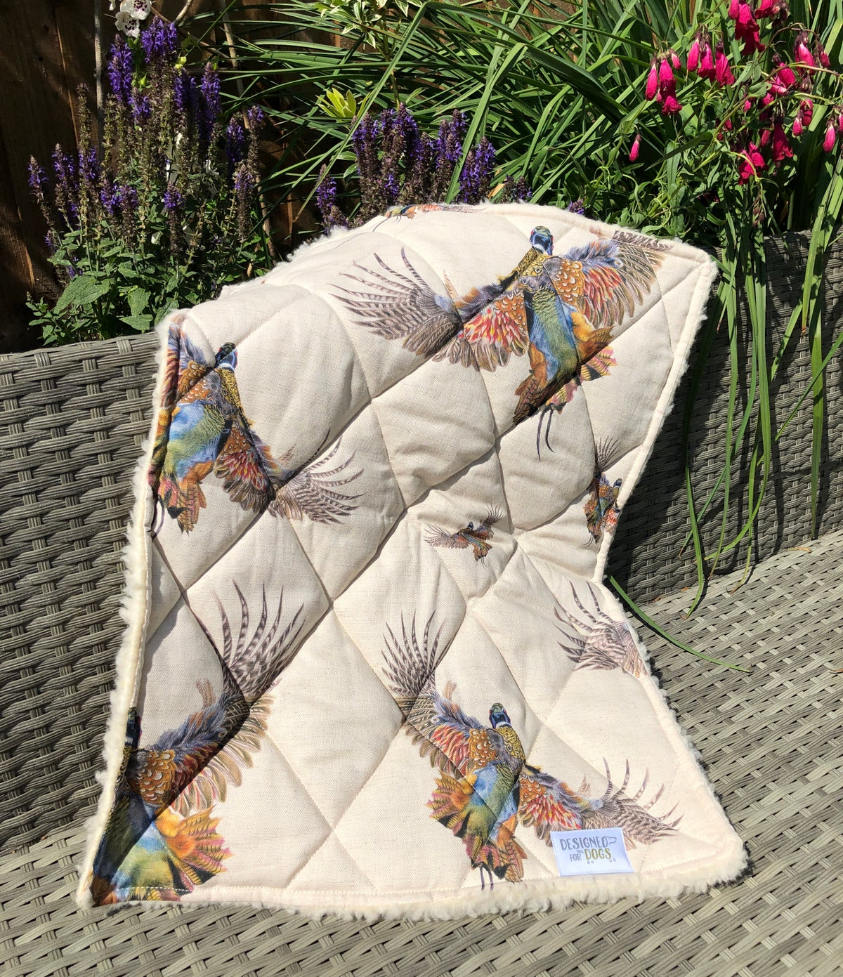 Image of 'Breaking Cover' Blanket & Throws