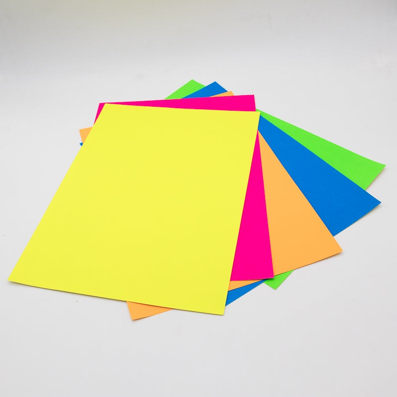 Image of Customized different color A4 Eggshell Paper Sheets 500pcs