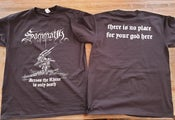 "Image of Sammath ""Across the Rhine is only death"" shirt"