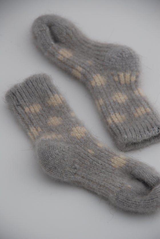 Image of Luxury Baby Possum Socks - 1pair - $23