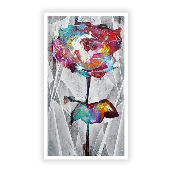 Image of Rose - OPEN EDITION PRINT - FREE WORLDWIDE SHIPPING!!!
