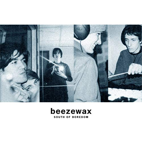 Image of BEEZEWAX - SOUTH OF BOREDOM 20th ANNIVERSARY VINYL LP