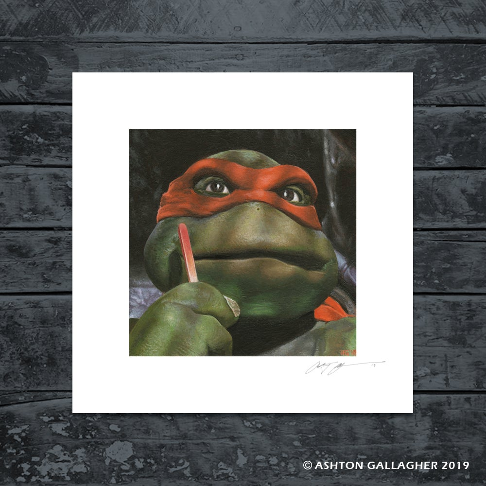 Image of MIKEY MINI PRINT