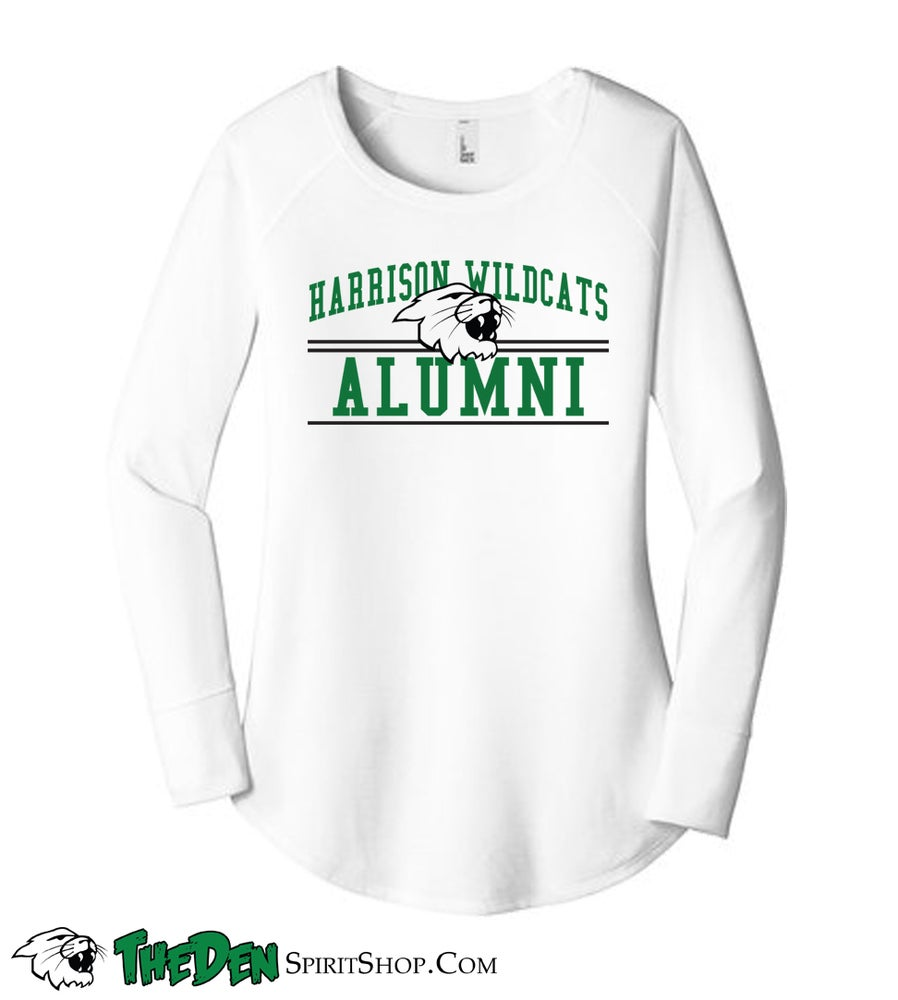 Image of Women's Alumni Tunic, White
