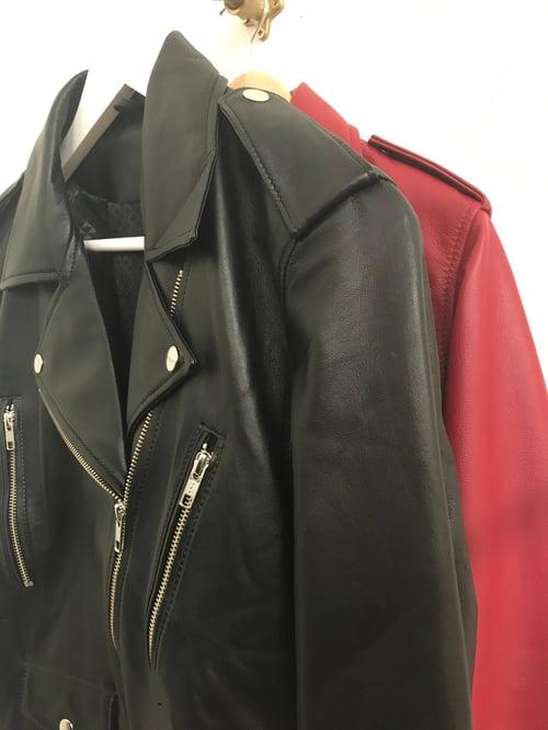Image of Leather Jacket